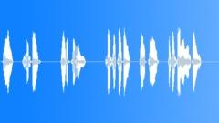 EurChf (VOLFIX) Month Cluster Profile Sound Effect