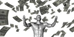 Generate Revenue - stock illustration