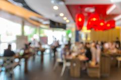 Cafe restaurant blur background Kuvituskuvat
