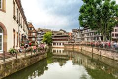Strasbourg, France Stock Photos