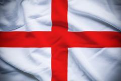 England Flag Stock Photos