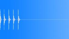 Platform Game Notice Idea - sound effect