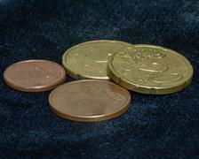 Money is tight - stock photo