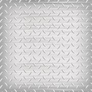 Grey Metal Background - stock illustration