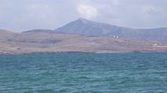 Sea Surf  On Fuerteventura Stock Footage