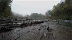 Rainy autumn day 2 - stock footage