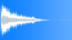 Fear explode spell - sound effect