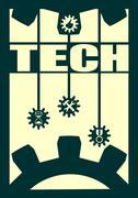 mechanic customer support service relative - stock illustration