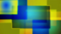 Squares background motion 4k Stock Footage