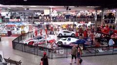 Fort Lauderdale,FL- Swap Shop Center in 4k Stock Footage