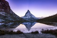 Matterhorn, Switzerland Stock Photos
