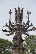 Sala Kaeo Kou (Wat Khaek), near Nong Khai, Thailand - stock photo