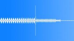 Robot sfx 1 Sound Effect