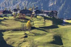 Bichl Pragraten am Grossvenediger Virgental East Tyrol Austria Europe - stock photo