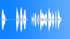 Brent (VOLFIX) Range Bar Chart Sound Effect