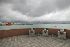 Sea-front of Novorossiysk , Russia Stock Photos