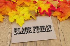 Black Friday Card Kuvituskuvat