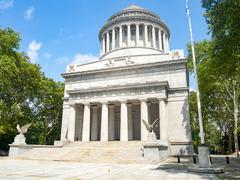 The General Grant National Memorial in New York Stock Photos