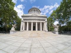 The General Grant National Memorial in New York Stock Photos