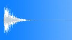 Damped gunshot Sound Effect