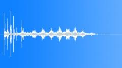 Click clack swirl Sound Effect