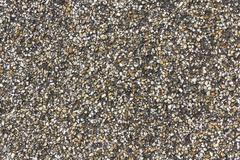Pebbledash wall texture - stock photo