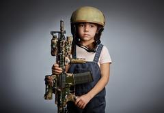 Little guard Stock Photos