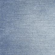 Denim texture, light blue jeans - stock photo