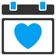 Stock Illustration of Lovely Organizer Date Icon