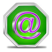 E-Mail Button Piirros