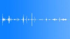 Light Glass Debris Foley 2 Sound Effect