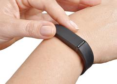 Activity tracker - stock photo