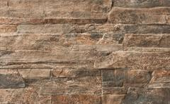 Stone Wall Texture material brown beige Stock Photos