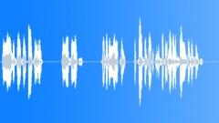 Stock Sound Effects of S&P500 (VWAP - Resistance 2 line)