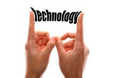 Smaller technology Stock Photos