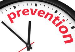 Stock Illustration of Prevention Healthcare Concept