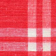 Canvas Texture. Red and White Color Stock Photos