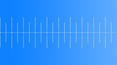 Ticking Soundfx - Looping Sound Effect