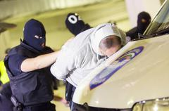 Customs drugs detection - stock photo