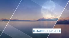 Elegant Showcase II - After Effects Template Stock After Effects
