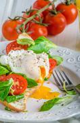 Fresh Healthy Breakfast Stock Photos