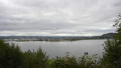 Beauly Firth Stock Footage