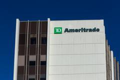TD Ameritrade Building - stock photo