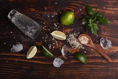 Ingredients for mojito Kuvituskuvat