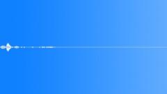 Bullet Drop Grass 03 Sound Effect