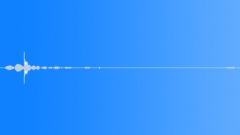 Bullet Drop Sand 04 Sound Effect