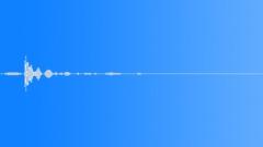 Bullet Drop Sand 05 Sound Effect