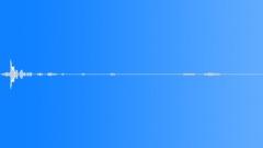 Bullet Drop Sand 03 Sound Effect