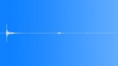 Bullet Drop Carpet 01 Sound Effect