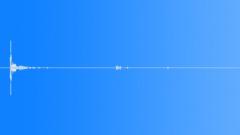 Bullet Drop Carpet 05 Sound Effect